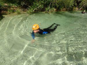Peonera septiembre agua cristalina sierra de guara
