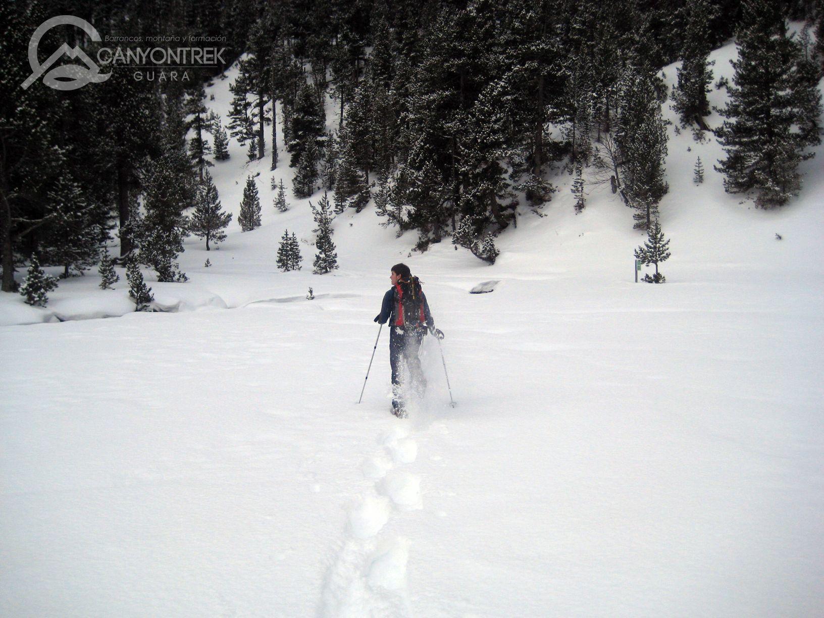 raquetas-de-nieve-pirineos-canyontrekguara-guias-de-montaña-benasque-ordesa3