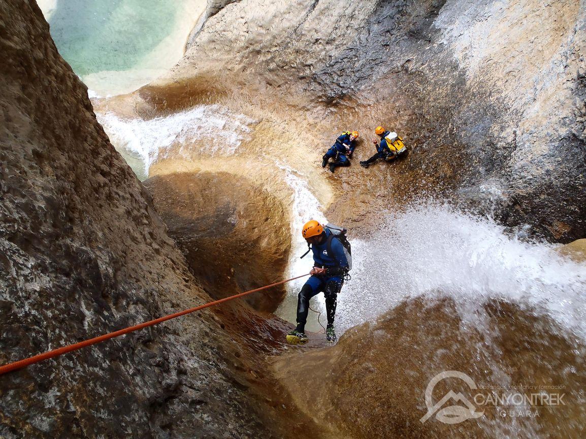 Canyon del Mascún