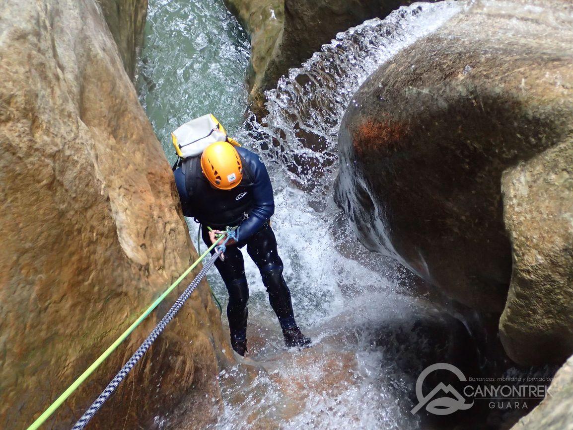 Canyon del Formiga