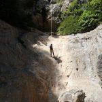 lugar y escuain barranquismo en pirineos