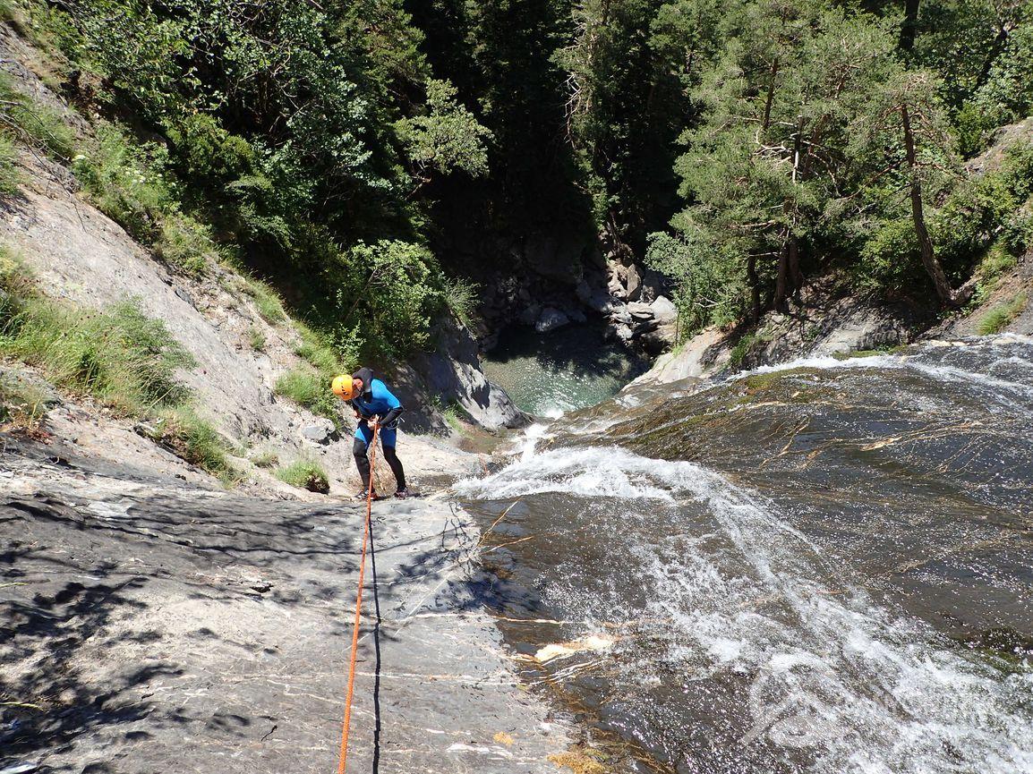 Canyon Lapazosa